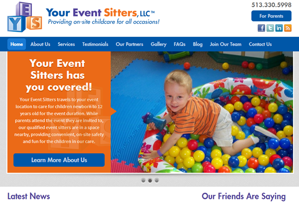 Your Event Sitters
