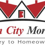 Queen City Mortgage Logo and Tagline